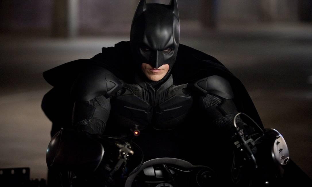 Christopher Nolan se despede de Batman em 'O Cavaleiros das Trevas ressurge' Foto: Divulgação