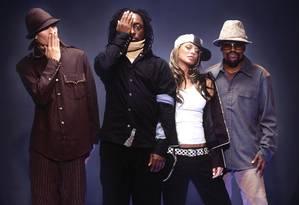Integrantes do Black Eyed Peas, exceto Fergie, processam empresário Foto: Divulgação