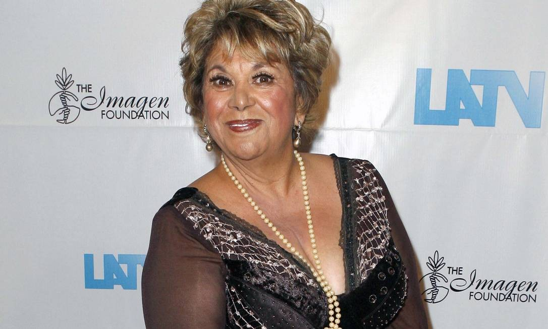Lupe Ontiveros morreu de câncer em Los Angeles Foto: AP