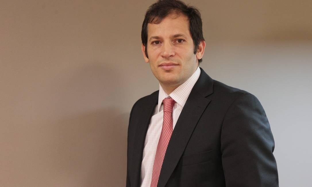 Frederico Sampaio, da empresa Franklin Templeton Foto: Agência O Globo / Marcos Alves