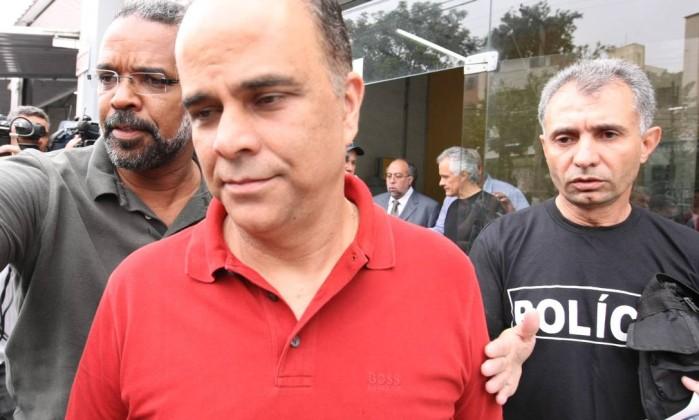 Marcos Valério foi condenado a 40 anos e 1 mês de prisão Jornal Hoje em Dia / Marcelo Prates