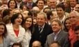 Cabo eleitoral: Candidatos a prefeito foram a São Paulo para tirar fotos com o ex-presidente Lula
