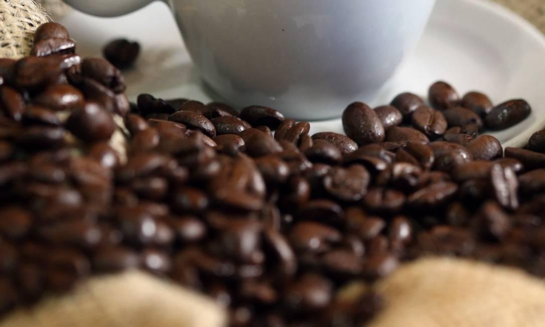 Cafeína é benéfico para pacientes com doença de Parkinson Foto: Ana Branco / Agência O Globo