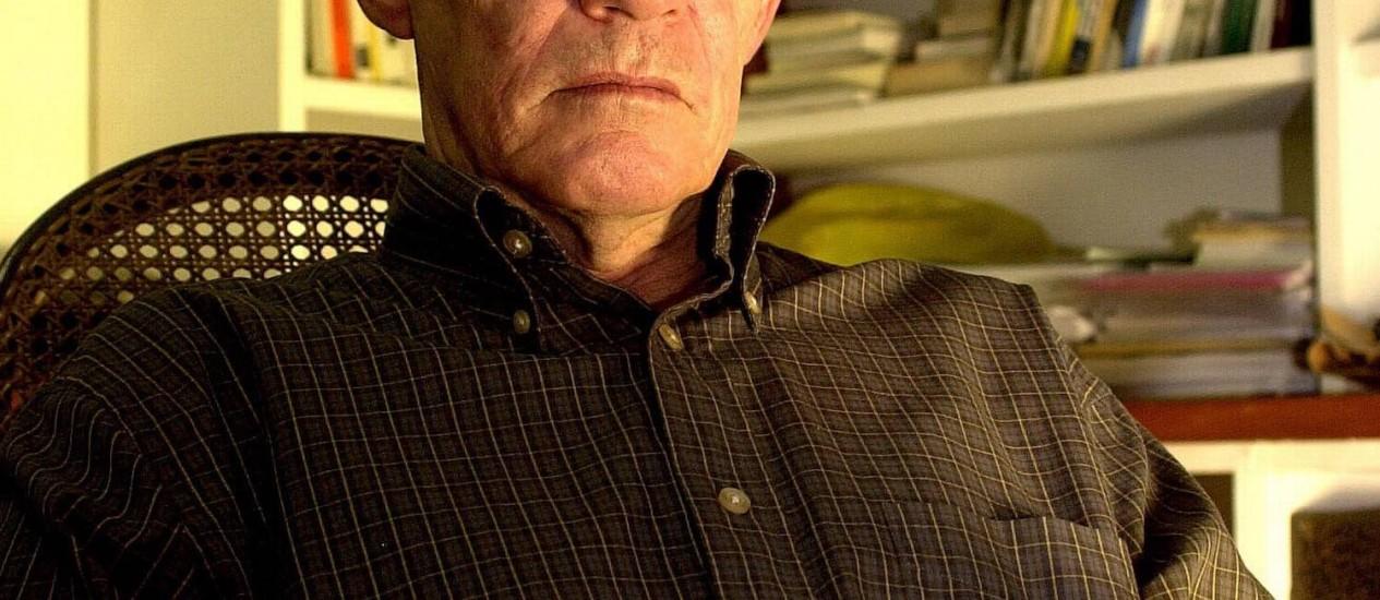 Marcus Figueiredo, Professor e analista politico Foto: O Globo / Nelson Perez