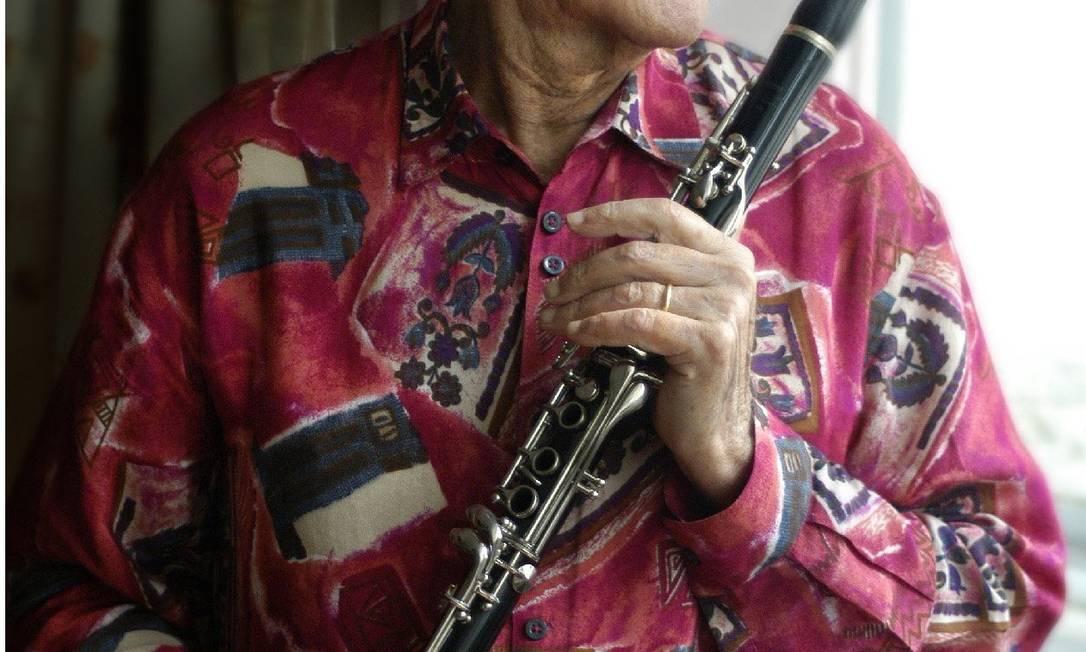 Severino Araújo: 95 anos dedicados à música Foto: Analucia Limp / Divulgação