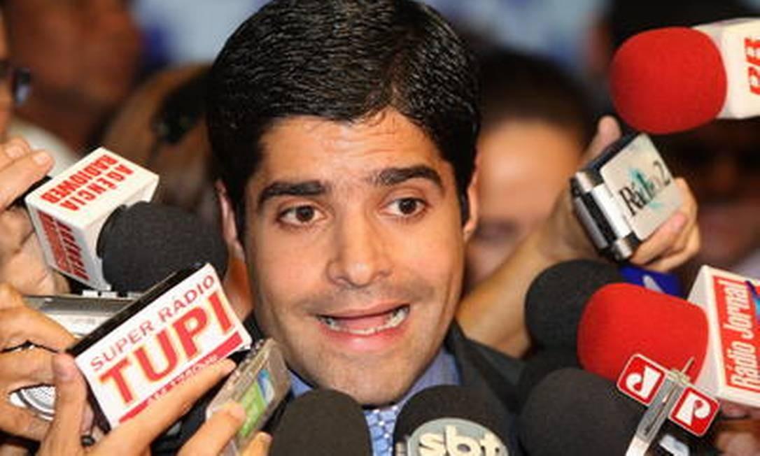 O candidato do DEM à prefeitura de Salvador, ACM Neto Foto: O Globo / O Globo