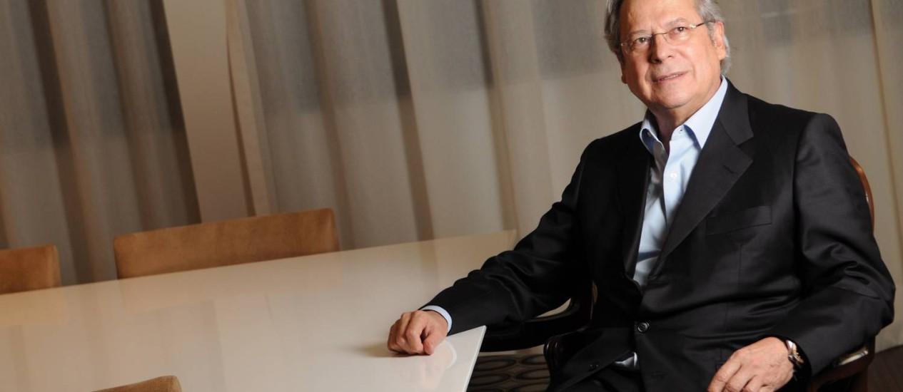 O ex-ministro da Casa Civil José Dirceu Foto: Valor