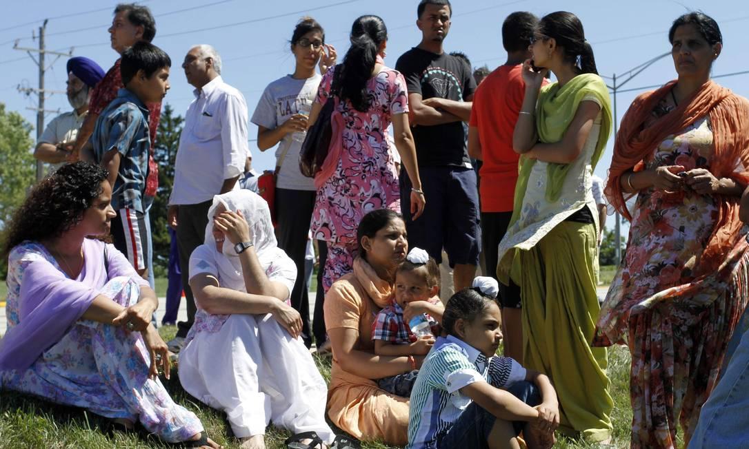 O sikhismo é uma religião fundada pelo guru Nanak, no fim do século XV, onde hoje é o Paquistão. Ela é uma das maiores religiões organizadas do mundo, com mais de 20 milhões de sikhs Foto: Allen Fredrickson / REUTERS