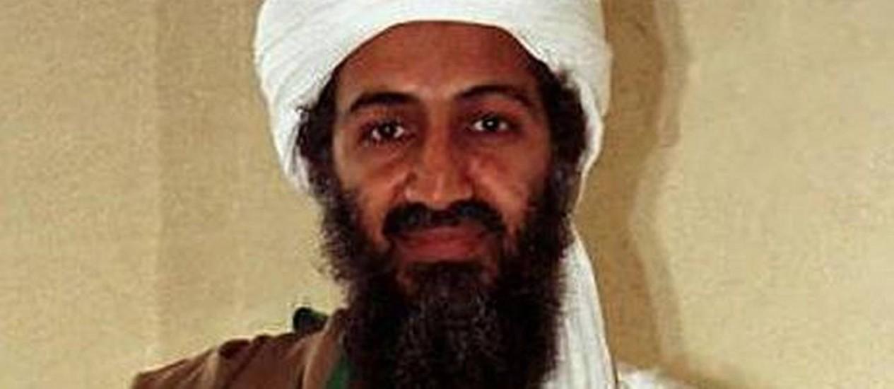 Líder da al-Qaeda foi morto em maio do ano passado em um complexo em uma cidade paquistanesa: imagens de seu sepultamento nunca foram divulgadas Foto: Reprodução