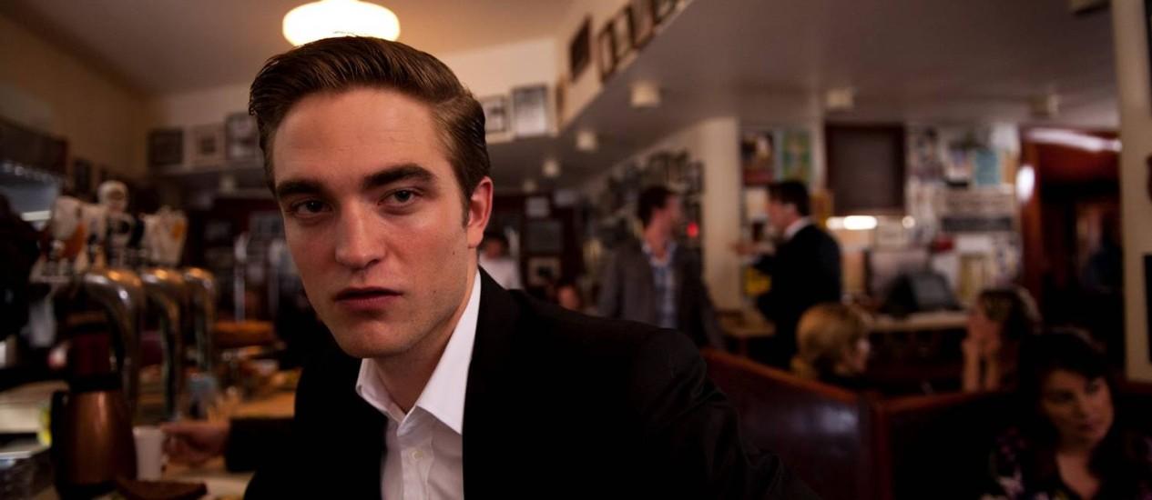Robert Pattinson em cena de 'Cosmópolis' Foto: Divulgação