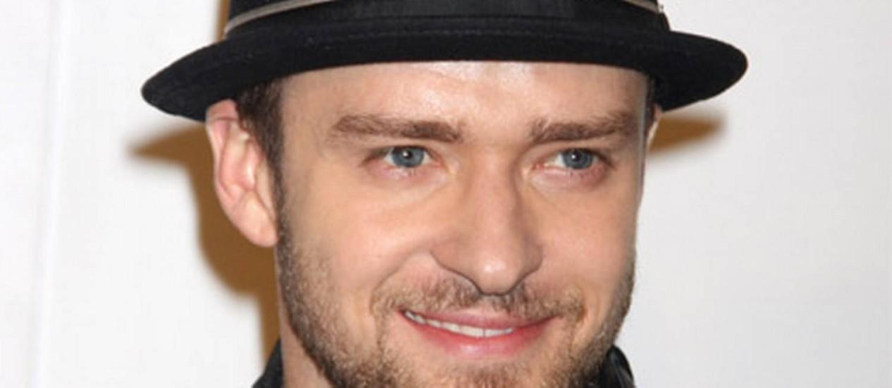 Justin Timberlake está de volta! Foto: reprodução da internet