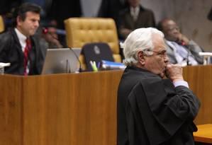 Advogado de Kátia Rabello, José Carlos Dias Foto: André Coelho / Agência O Globo