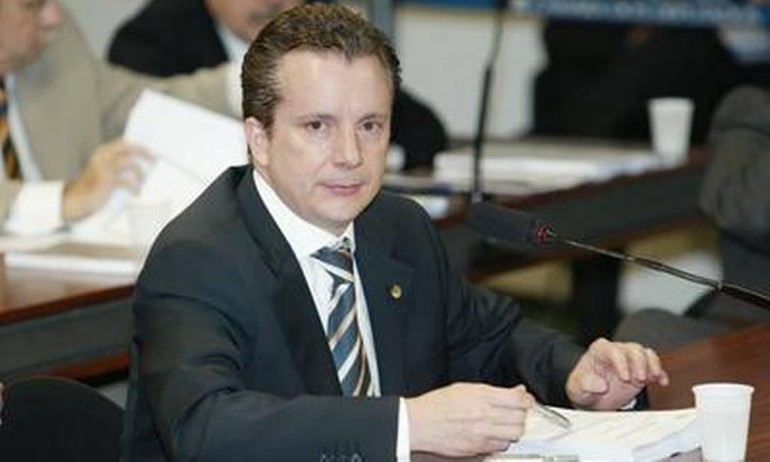 O candidato à prefeitura de São Paulo Celso Russomanno Foto: Aílton de Freitas / O Globo