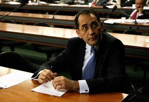 João Paulo Cunha, deputado federal Foto: Ailton de Freitas/24-8-2011