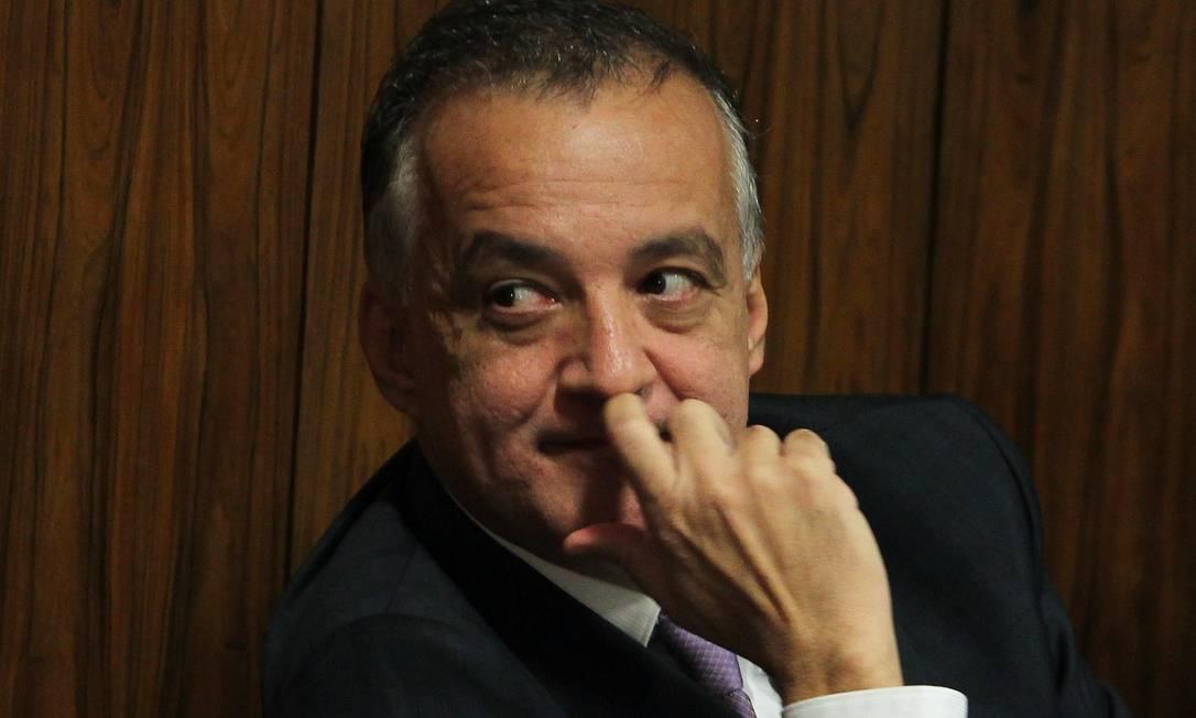 PF suspeita que Cachoeira sequestrava adversários que também atuavam com jogos ilegais Foto: O Globo / Ailton de Freitas
