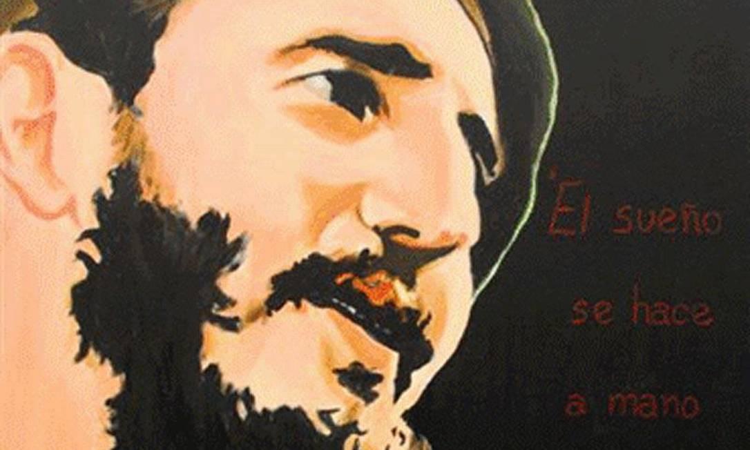 É a terceira vez que o artista vai a Cuba, segundo a agência ANC Foto: ACN / Helder Becerra