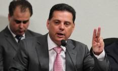 O governador de Goiás Marconi Perillo (PSDB) Foto: O Globo / Ailton de Freitas