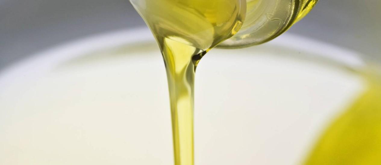 O AZEITE facilita a digestão e absorção de nutrientes Foto: Latinstock