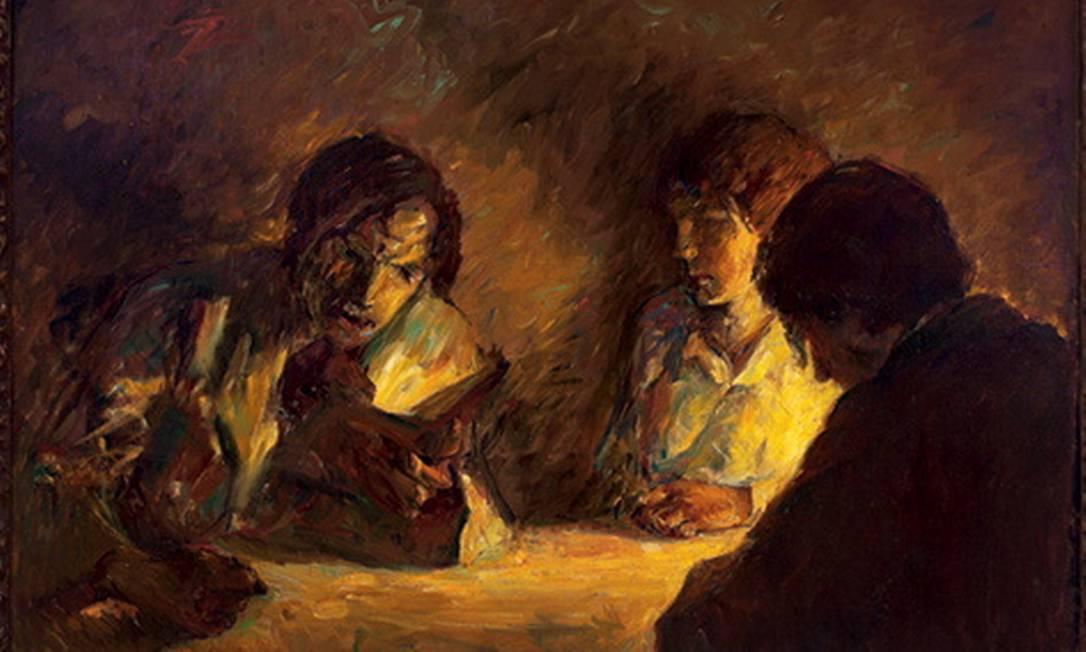 "Além de ""Samba"", de Di Cavalcanti, ""Leitura"" (1914), de Lasar Segall, foi destruída no incêndio"