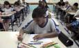 Excelência escolar. Alunos da Escola estadual Waldemiro Pitta, em Monte Verde, na zona rural de Cambuci tiveram bom rendimento nos exames do Ideb