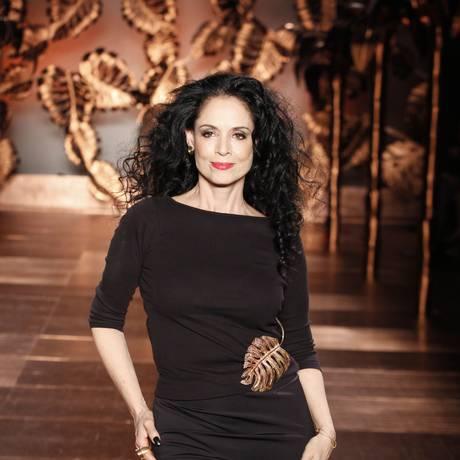 A atriz Sonia Braga Foto: Divulgação