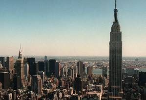 O Empire State Building no coração de Nova York Foto: Kathy Willens / AP