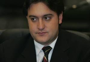 O deputado federal Ratinho Júnior (PSC) Foto: Arquivo O Globo