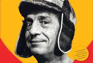 """Capa de """"Chaves: a história oficial ilustrada"""", lançado pela Universo dos Livros Foto: Divulgação"""