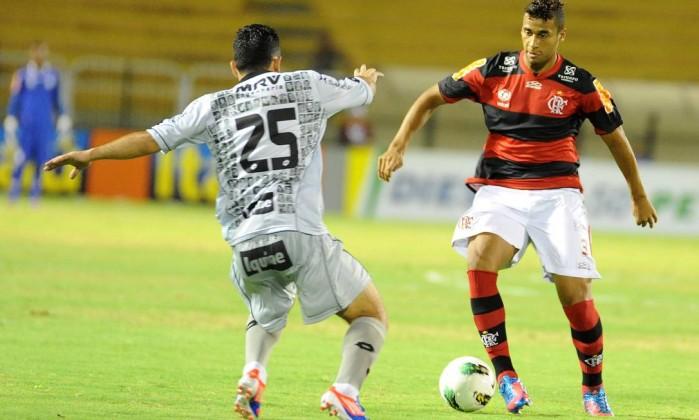 Flamengo e Sport jogaram em Volta Redonda Divulgação Fla Imagem