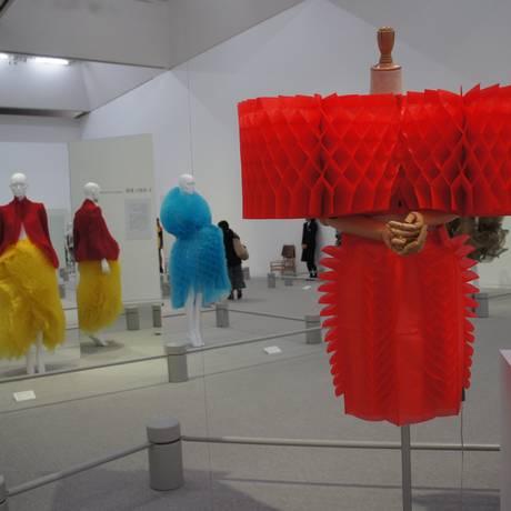 """Exposição """"Future Beauty: 30 anos da moda japonesa"""