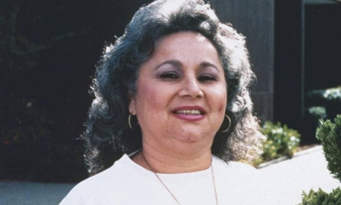 Griselda Blanco, a rainha da coca, foi deportada dos Estados Unidos para a Colômbia Foto: Reprodução