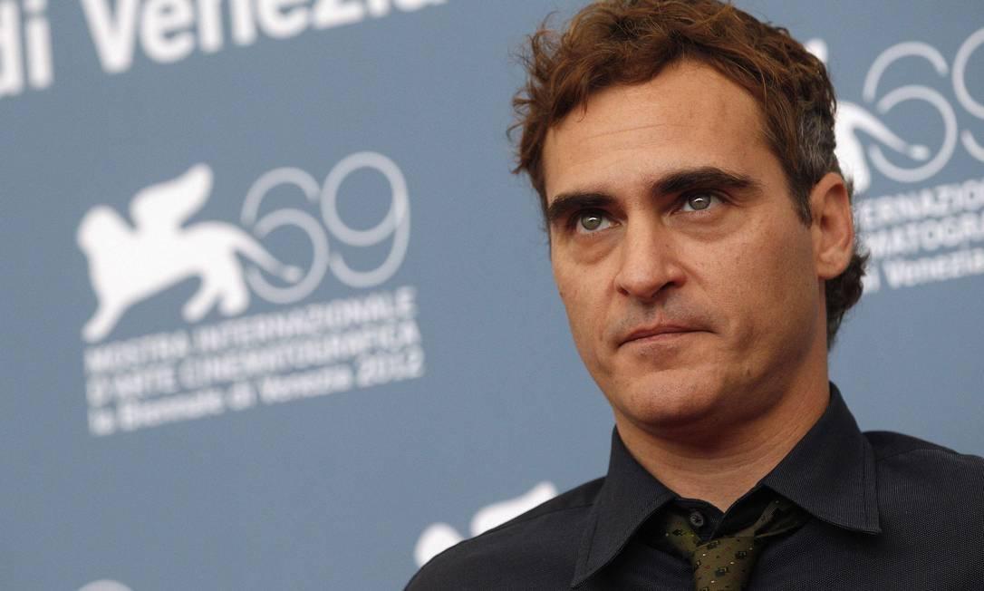 Joaquin Phoenix divulga filme em Veneza e já está escalado para longa de Spike Jonze Foto: Reuters