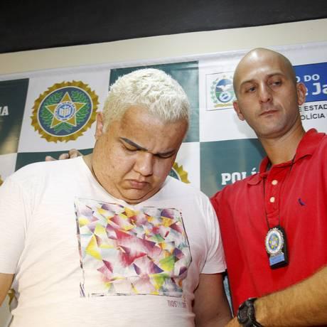 Pai de santo preso acusado de extorquir clientes tem habeas corpus negado Foto: Fernando Quevedo (arquivo) / O Globo