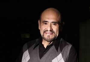 O ator durante um evento no México: sucesso pelo mundo Foto: Photo by Leonel Martinez/Jam Media/LatinContent/Getty Images