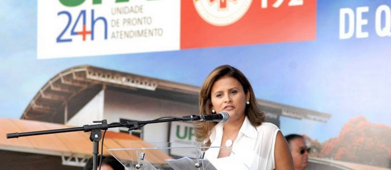 Governo . Em Natal, 92% acham gestão de Micarla ruim Foto: Divulgação