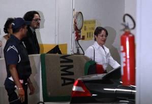 Ministra Ana de Hollanda deixa o Ministério da Cultura nesta terça-feira Foto: Agência O Globo / Givaldo Barbosa