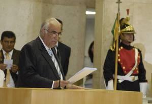 Vereador Antonio Carlos Rodrigues, suplente de Marta Foto: Divulgação