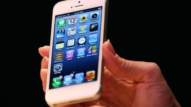 iPhone 5, o novo produto de ponta da Apple Foto: AFP