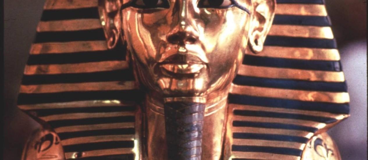 Tutancamôn possuía seios e também quadris largos Foto: Divulgação
