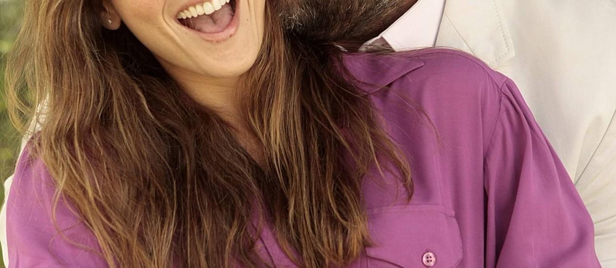 Fernanda e Otávio se conheceram em 2009 Foto: Agência O Globo / Gustavo Stephan