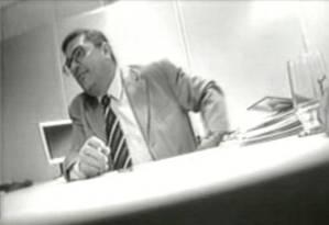 Onde tudo começou. Ex-chefe do Departamento de Contratação dos Correios, Maurício Marinho, flagrado recebendo propina de dois fornecedores da estatal. Foto: Reprodução