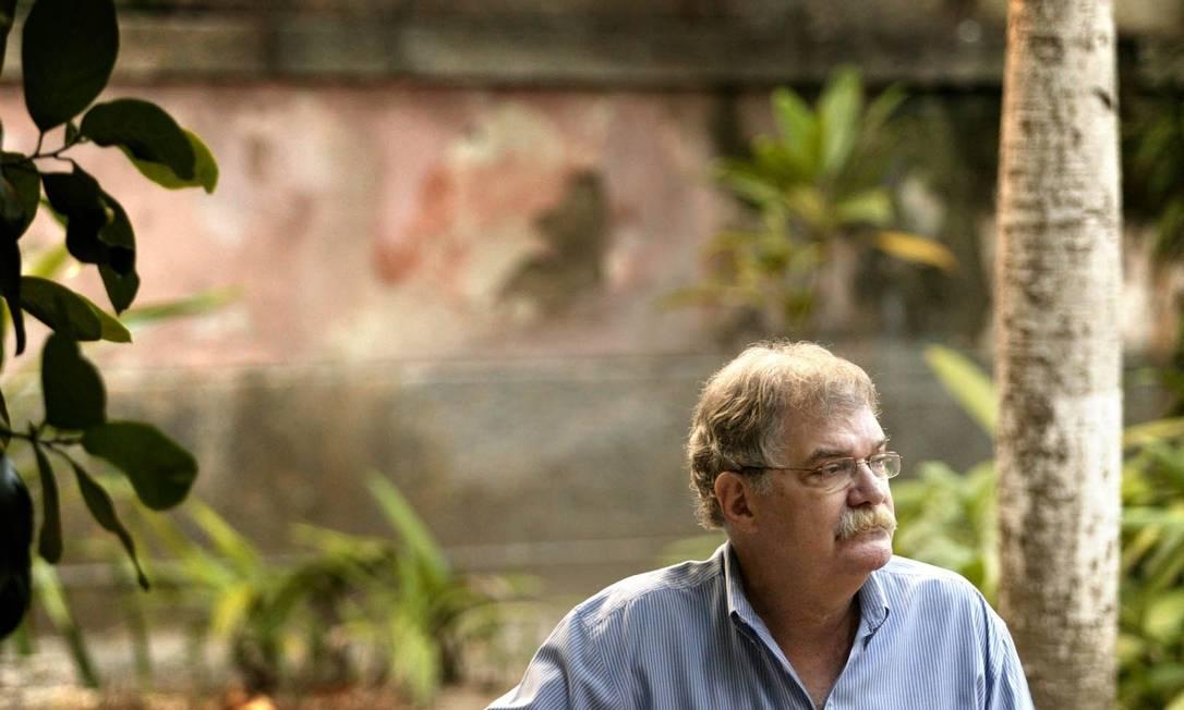 Carlos Nelson Coutinho morre aos 69 anos vítima de câncer Foto: Arquivo O Globo