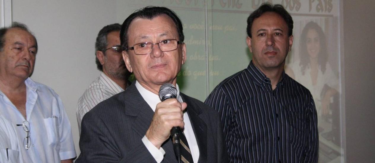 Prefeito de de Londrina Foto: Prefeitura de Londrina