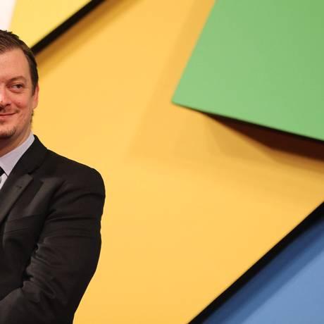 Andrew Parsons, presidente da CPB. Menos dinheiro do que o COB e sete vezes mais ouros em Londres com os atletas paralímpicos Foto: CPB / Divulgação