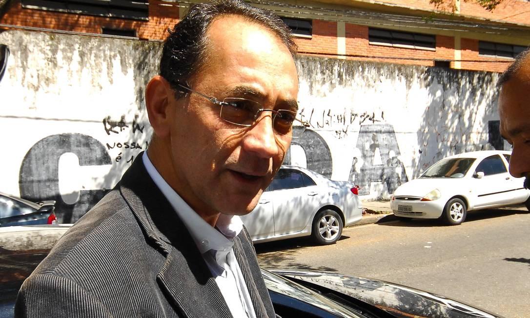 O ex-presidente da Câmara João Paulo Cunha (PT), condenado pelo STF Foto: Renato Silvestre