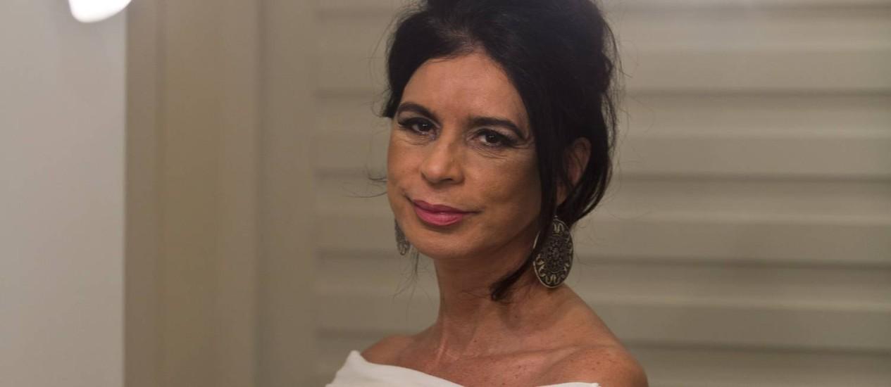 A editora de Isa Pessoa terá como um dos destaques a coleção digital, como nomes como Chico Buarque Foto: Paula Giolito / Agência O GLOBO