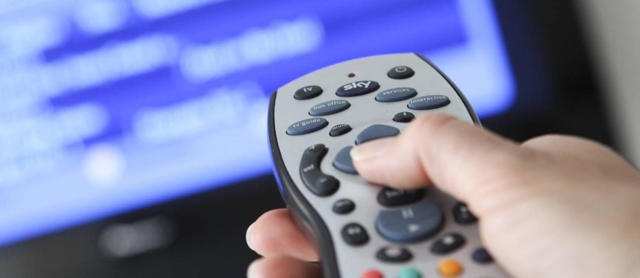 Proteste realizou pesquisa com as operadoras Net, Sky, Claro Tv e GVT Foto: Foto: Bloomberg