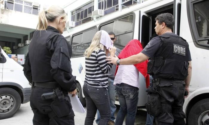 Também era comum a autorização ilegal de transferência de propriedade de carro sem que o recibo de compra e venda estivesse assinado pelo comprados ou pelo vendedor, ou sem reconhecimento de firma Fábio Rossi / O Globo