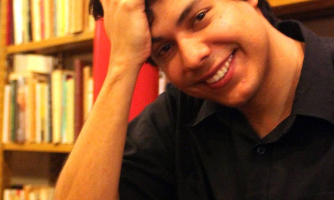 """Literatura. """"Como educar sua mãe"""" será lançado na festa """"Action"""" Foto: Divulgação/Pedro Roriz"""