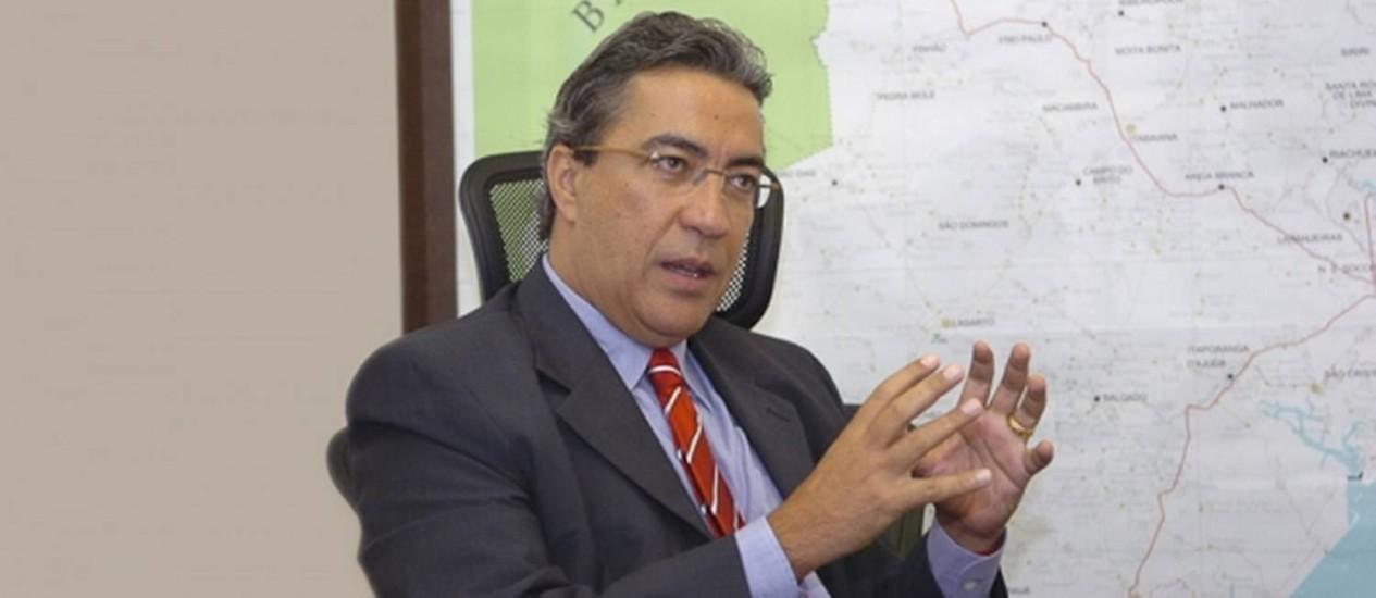 Marcelo Déda faz tratamento contra câncer Foto: Divulgação